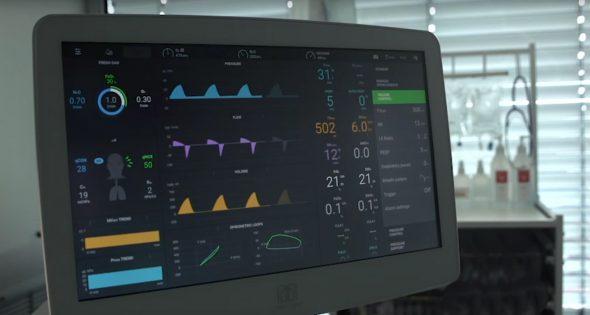 Qt-based medical device by Medec