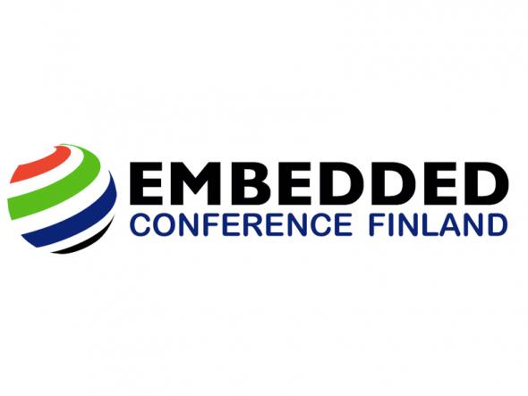 Embedded Conference in Helsinki logo