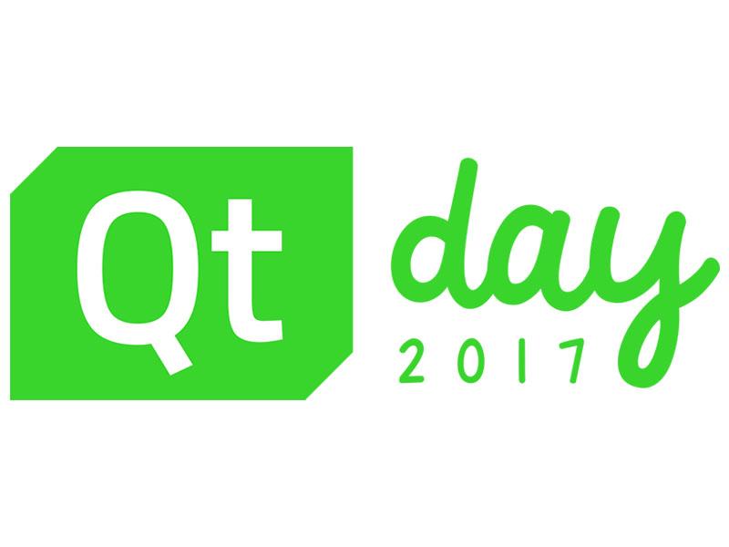 Qt Day Italy 2017 logo